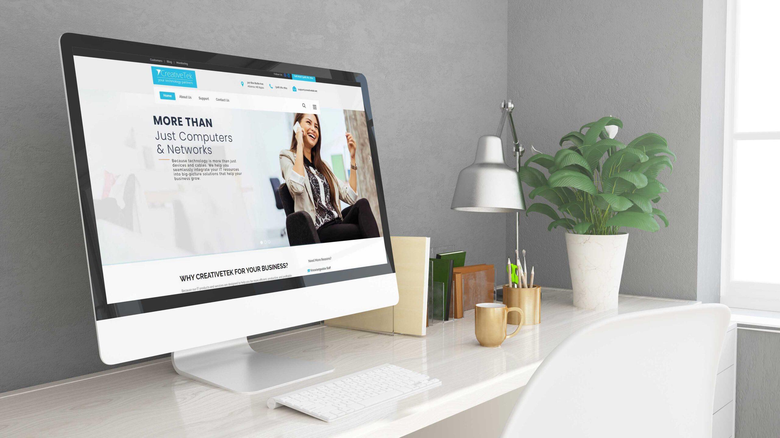 CreativeTek Home Page